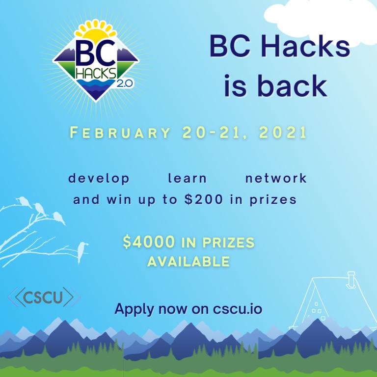 BC Hacks 2.0